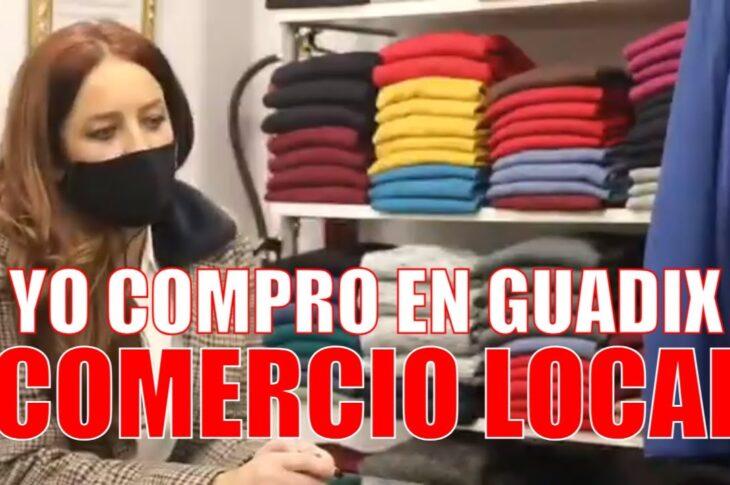 Compras navideñas en Guadix para generar riqueza social y económica