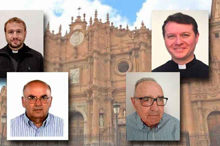 Nuevos canónigos para la catedral de Guadix
