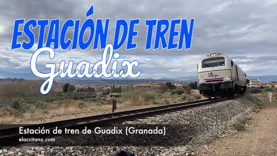 Estación de tren Guadix