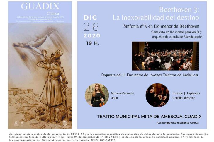 Joven orquesta de Andalucía