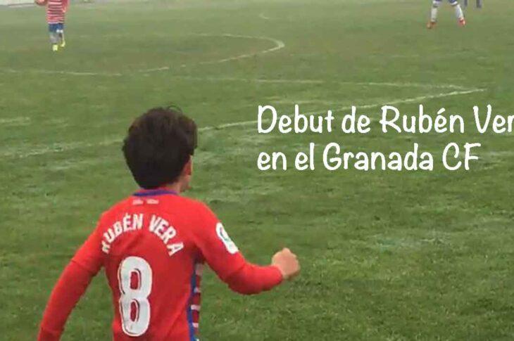 Rubén Vera Granada CF