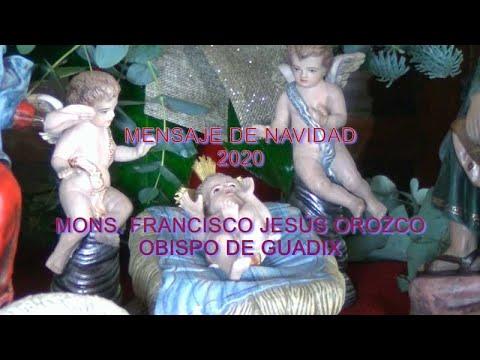 Mensaje de Navidad del obispo de Guadix