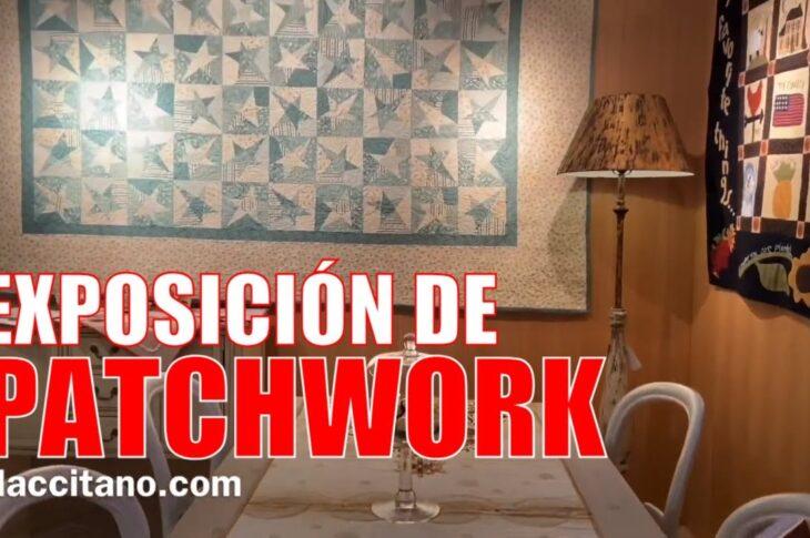 Exposición de patchwork