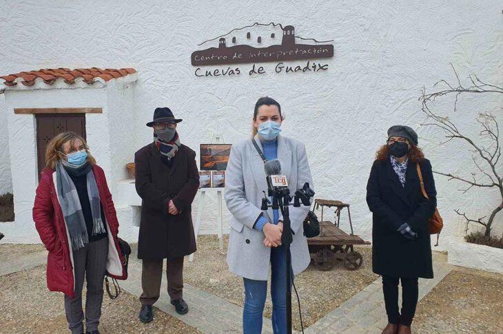 Centro de interpretación Cuevas de Guadix exposición