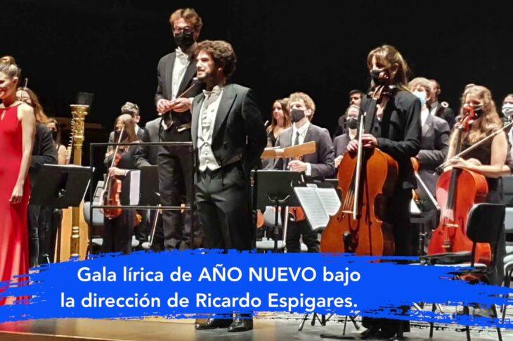 Finaliza la XXVIII edición del Ciclo Internacional de Música Clásica de Guadix con una gala lírica de Año Nuevo