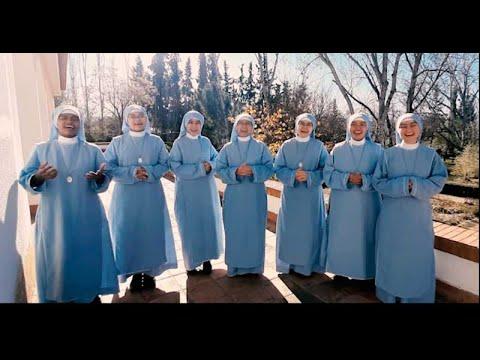 Felicitación navideña de la nueva comunidad de religiosas de vida contemplativa que ha llegado a la diócesis de Guadix