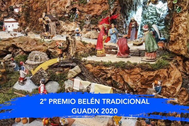 Ganadores del concurso de Belenes de esta Navidad en Guadix