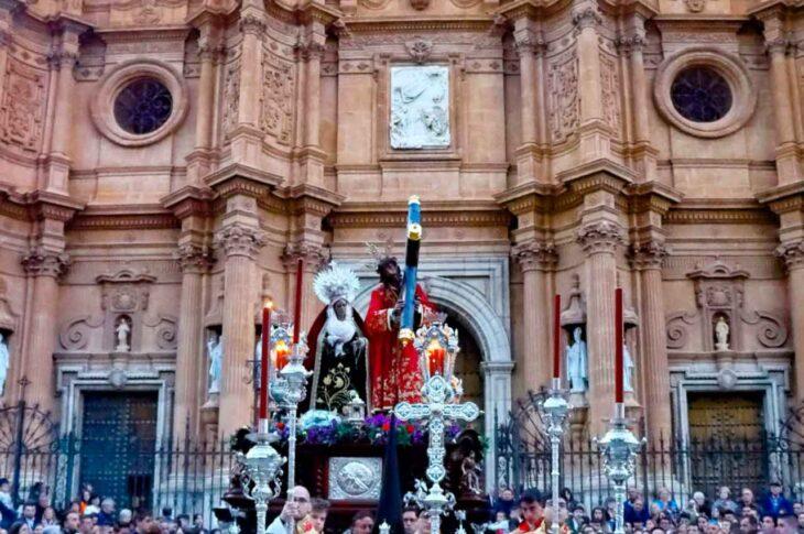 Cartel Semana Santa Guadix 2021