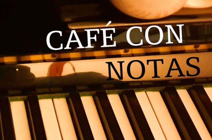 Libro Café con notas de José Manuel Baena