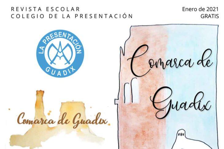 COMARCA de GUADIX la nueva revista para los amantes de la Accitania