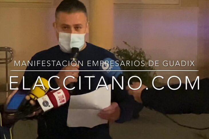 Más de 300.000€ para ayudar a los empresarios accitanos del Ayuntamiento de Guadix