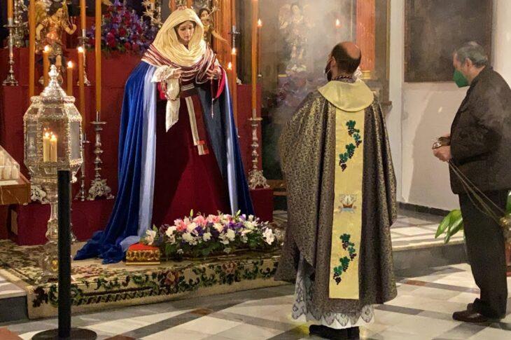 I Pregón de la JUVENTUD COFRADE en Guadix