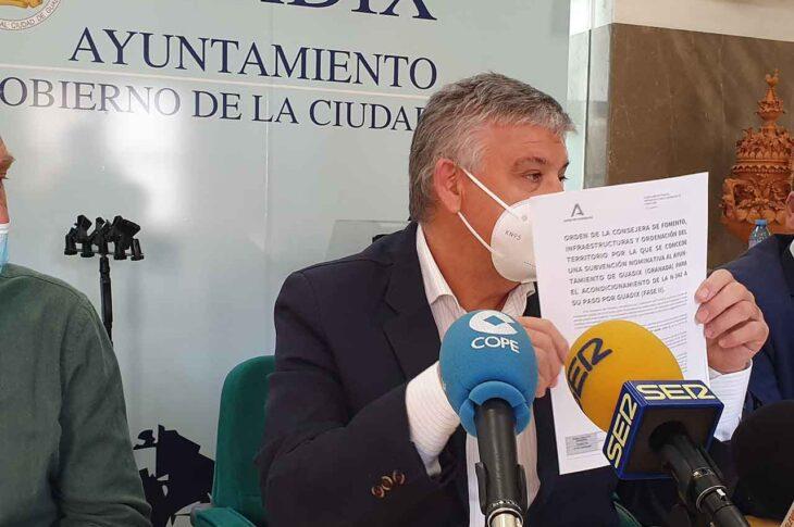 Alcalde de Guadix