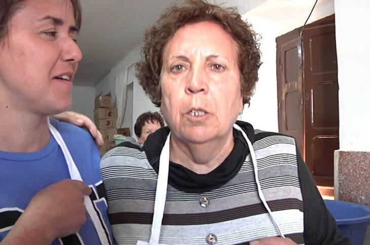 El Potaje de Lugros y sus cocineras - Fiestas San Marcos [Vídeo]