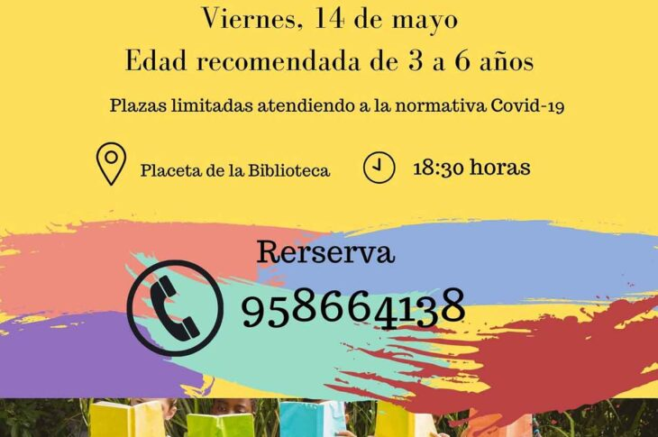 Cuentacuentos BIBLIOTECA Guadix