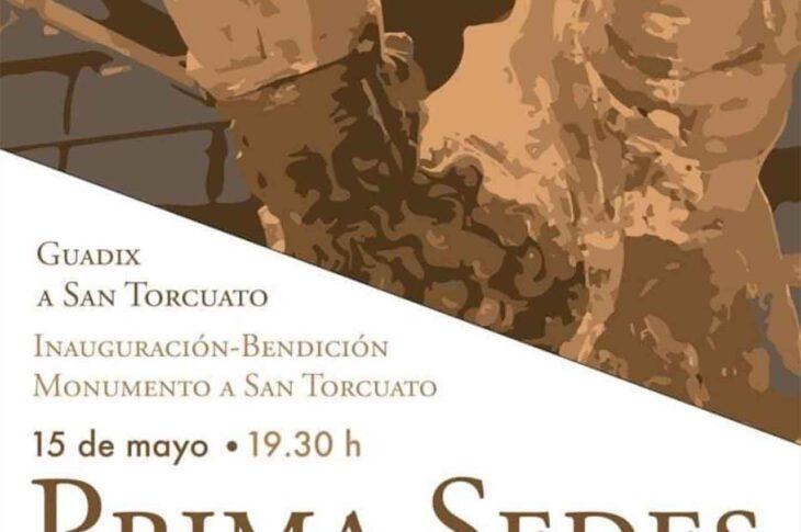 Inauguración Monumento a San Torcuato
