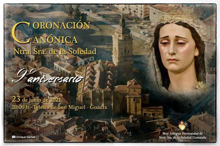 Aniversario de Coronación Canónica