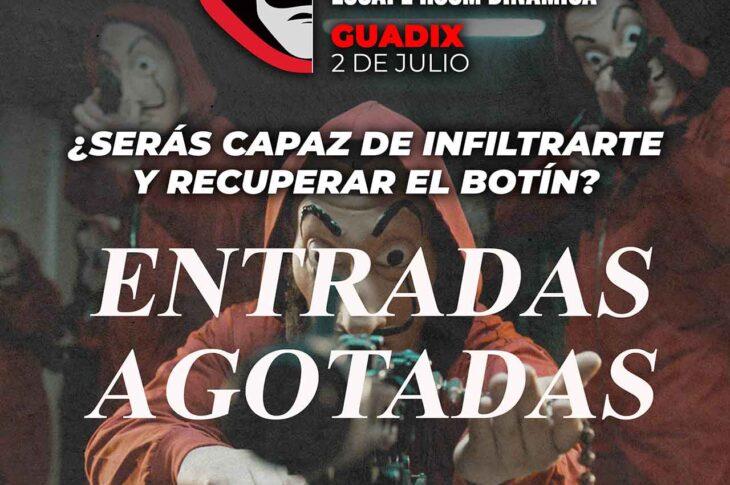 Escape room en Guadix