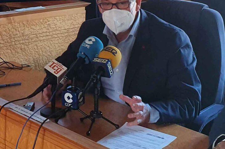 Jesús Lorente alcalde de Guadix