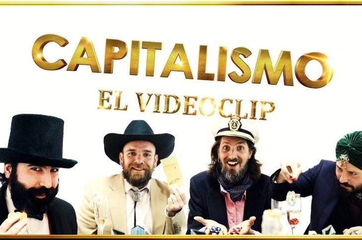 CAPITALISMO el nuevo videoclip del accitano MUNDO CHILLÓN junto al Kanka, El Niño de la Hipoteca y Mario Boville