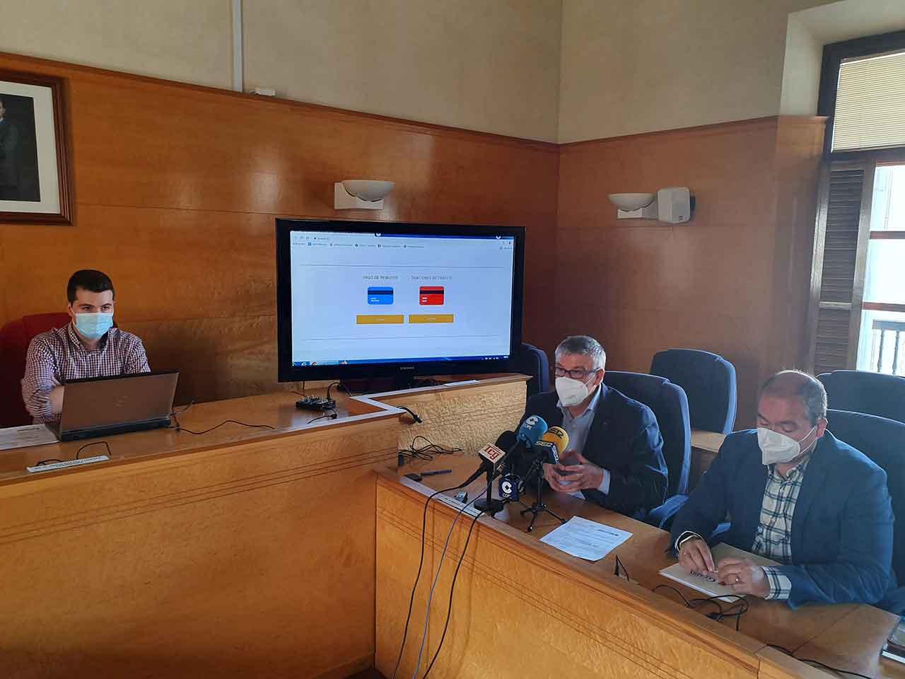 El Ayuntamiento de Guadix pone en marcha un nuevo servicio municipal de pago telemático de tributos