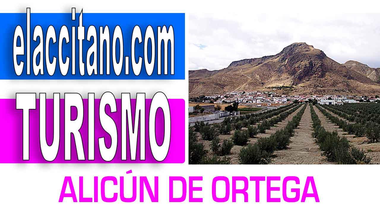 Alicún de Ortega - Comarca de Guadix