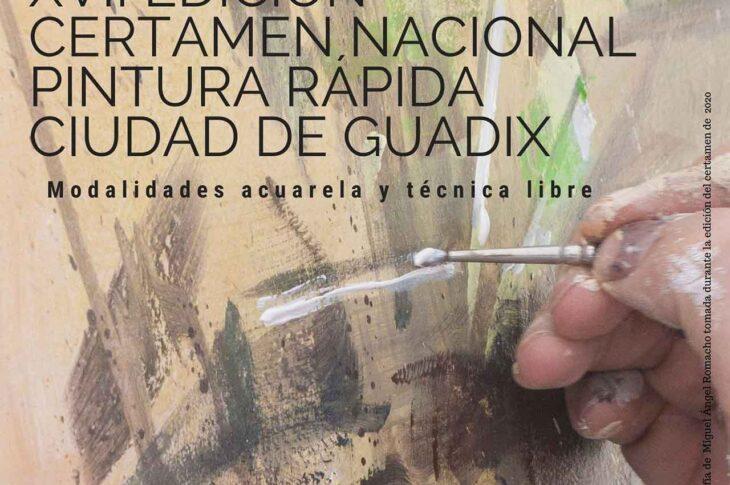 Pintura rápida Guadix 2021