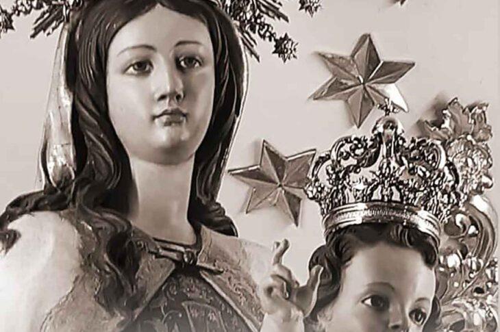 Virgen del Carmen de Benalúa