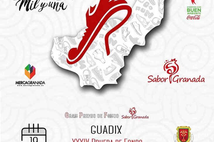 Carrera del melocotón Guadix