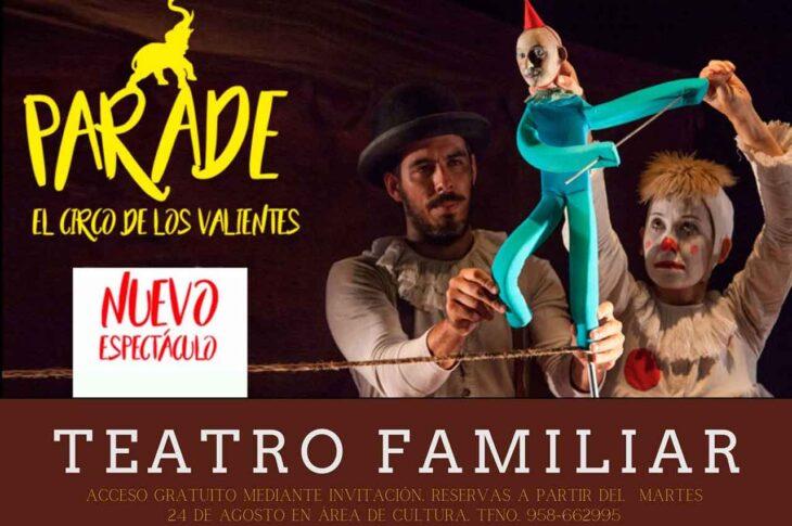 Compañía de teatro La Máquine