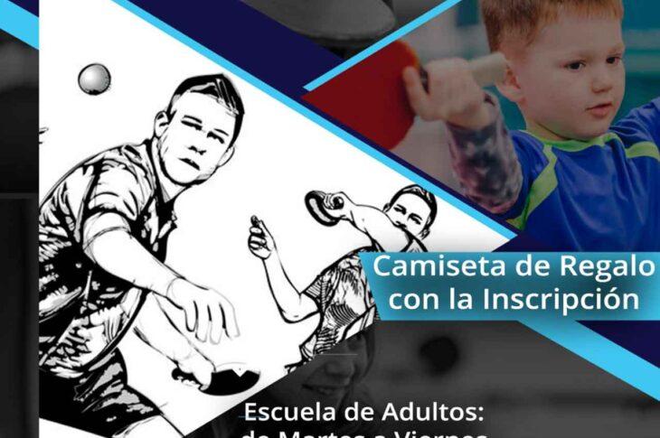El Club ADA GUADIX de Tenis de mesa abre el plazo de inscripción para las escuelas en esta temporada 2021-22