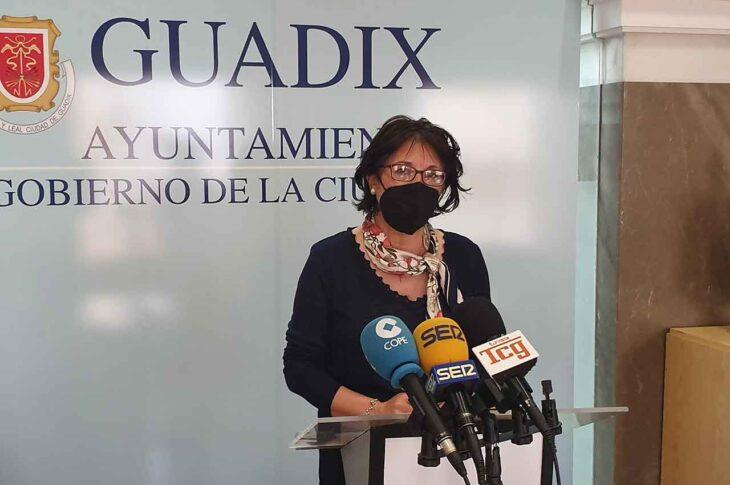Concejala Ayuntamiento de Guadix