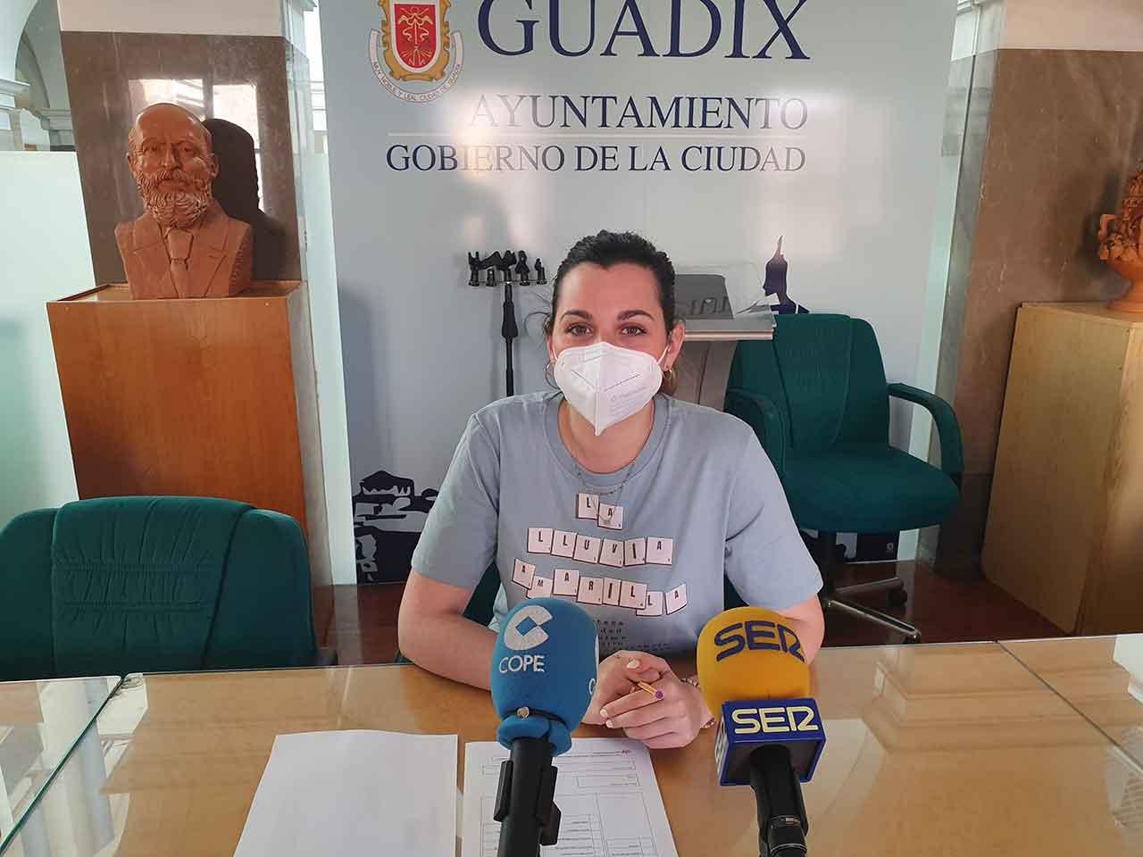 Concejala de Educación Guadix