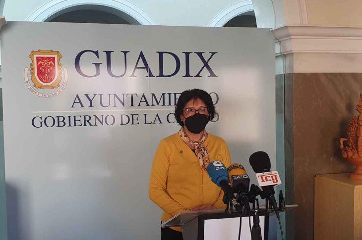 Encarnación Pérez - Concejala Guadix