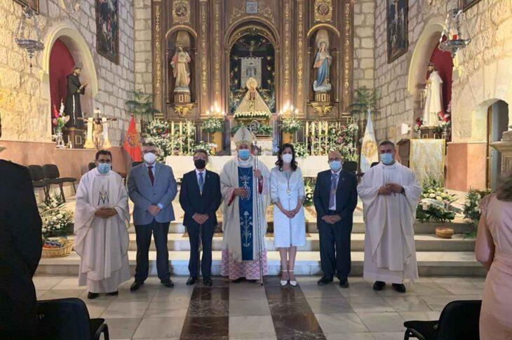 Misa en la Festividad de la Virgen de la Piedad