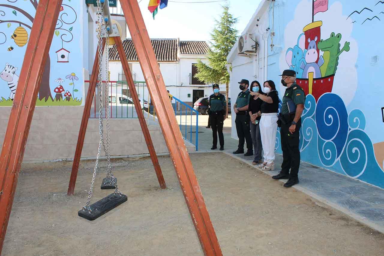 Parque infantil Gobernador