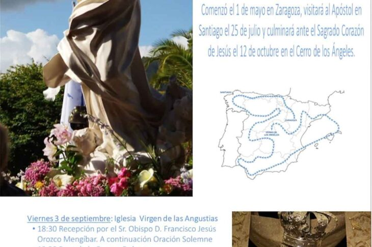 Virgen María de Efeso en Guadix