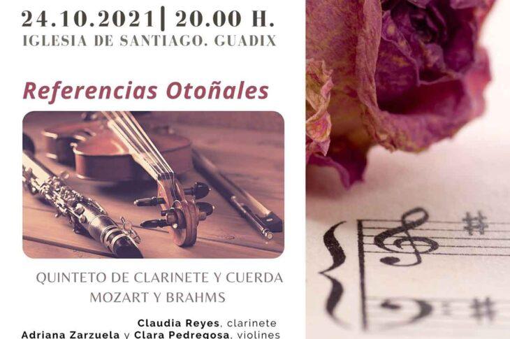 Concierto otoño Banda sinfónica de Guadix