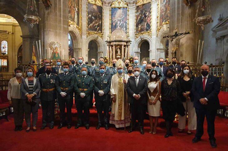 Misa Guardia civil Guadix