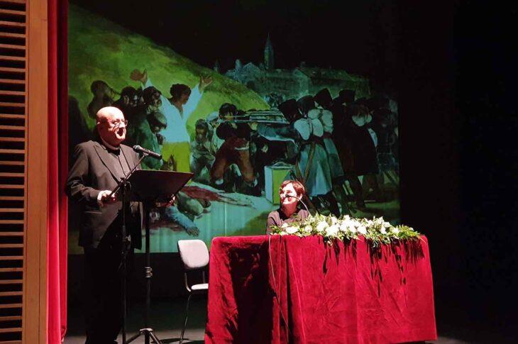 Presentación libro Carmen Montalbán
