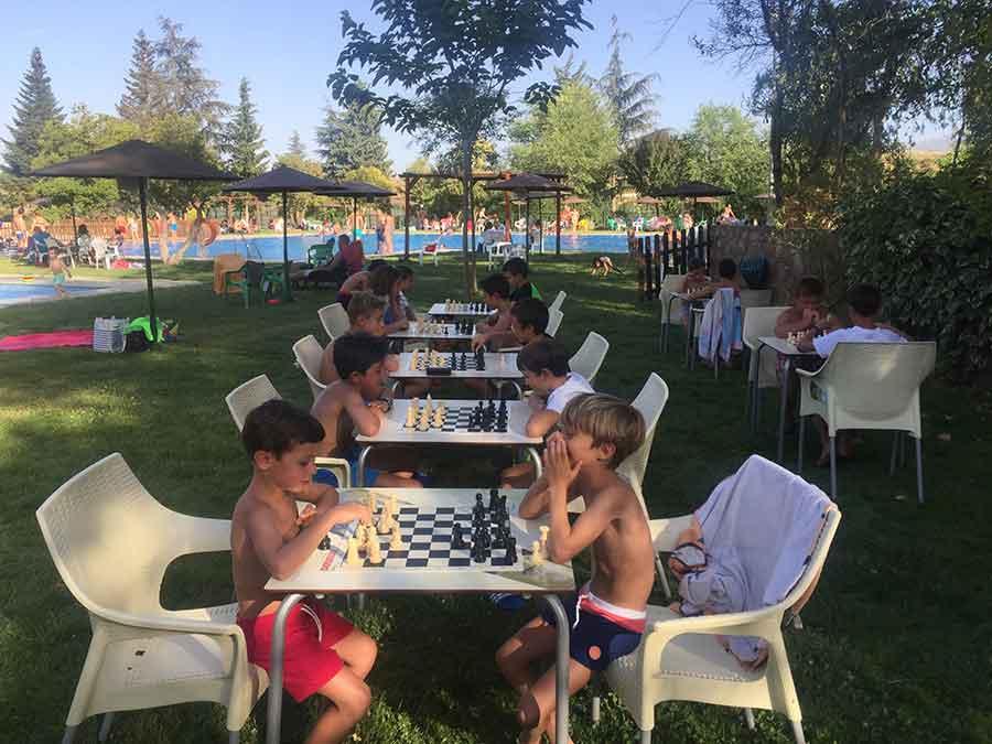 Eloy y Alonso en el torneo fiestas de Acyda 2017